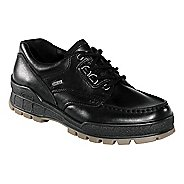 Mens Ecco Track II GTX Lo Hiking Shoe - Black 50