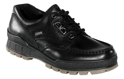 Mens Ecco Track II GTX Lo Hiking Shoe - Black 42