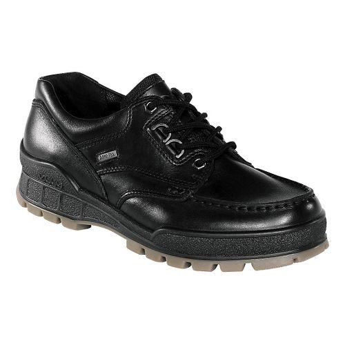 Mens Ecco Track II GTX Lo Hiking Shoe - Black 49