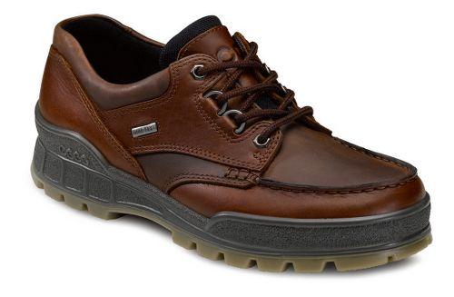 Mens Ecco Track II GTX Lo Hiking Shoe - Bison/Bison 46