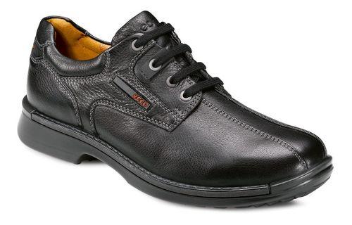 Mens Ecco USA Fusion Bicycle Toe Tie Casual Shoe - Black 39