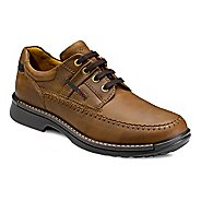 Mens Ecco USA Fusion Moc Toe Tie Casual Shoe