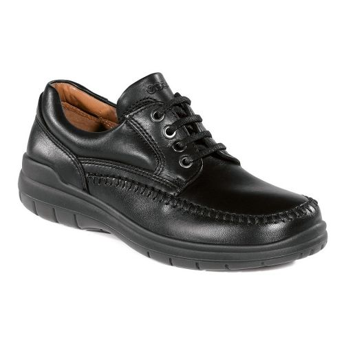 Mens Ecco USA Seawalker Casual Shoe - Black 41