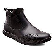 Womens Ecco USA Babett Bootie Casual Shoe - Black 37