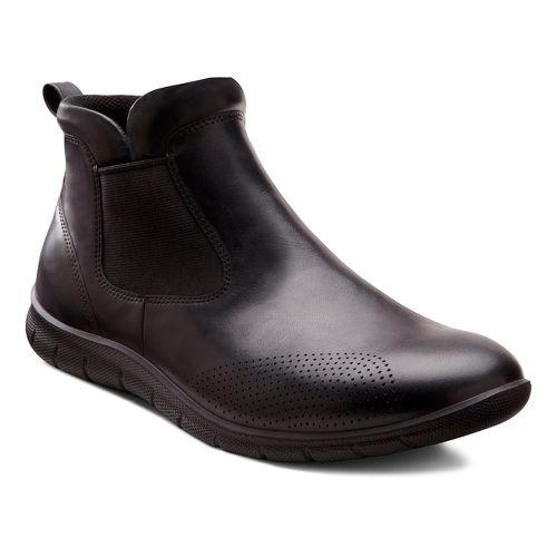 Womens Ecco USA Babett Bootie Casual Shoe - Black 38