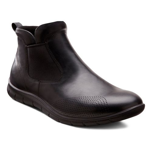 Womens Ecco USA Babett Bootie Casual Shoe - Black 40