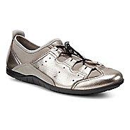 Womens Ecco Bluma Toggle Casual Shoe - Warm Grey/Moon Rock 36