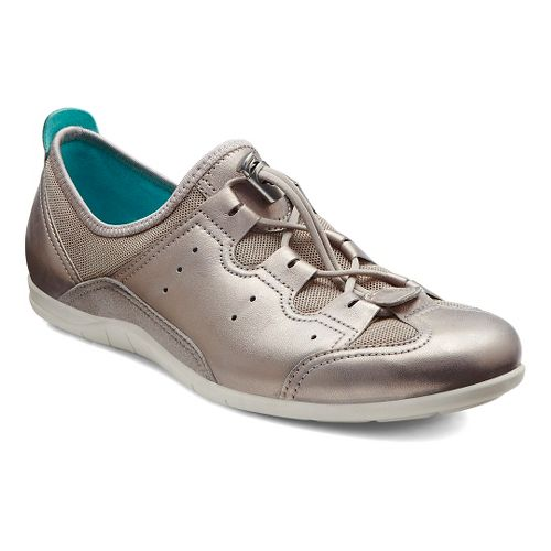Womens Ecco USA Bluma Toggle Casual Shoe - Moon Rock 37