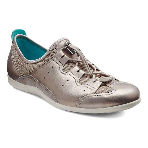 Womens Ecco USA Bluma Toggle Casual Shoe - Moon Rock 43