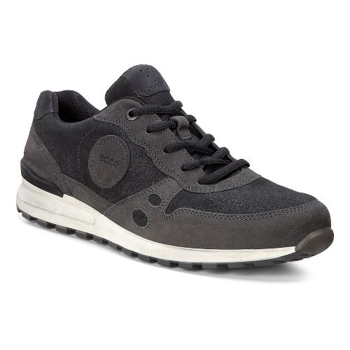 Womens Ecco CS14 Casual Sneaker Casual Shoe - Moonless/Black 38