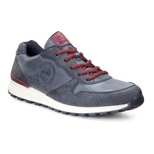 Womens Ecco CS14 Casual Sneaker Casual Shoe - Marine/Morillo 41
