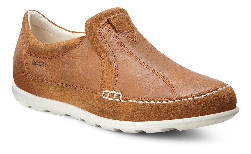 Womens Ecco Cayla Slip On Casual Shoe - Amber 38