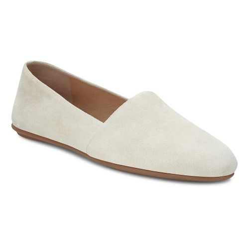 Womens Ecco USA Osan Loafer Casual Shoe - Shadow White 39