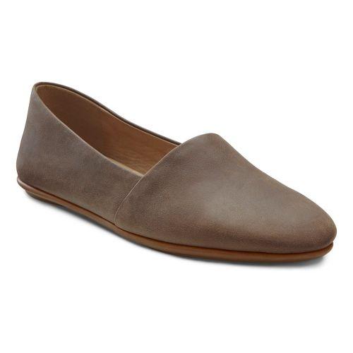 Womens Ecco USA Osan Loafer Casual Shoe - Espresso 40