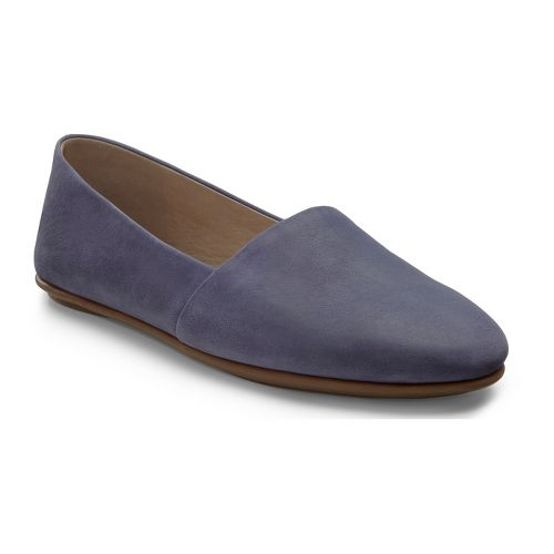 Womens Ecco USA Osan Loafer Casual Shoe - Midnight 40