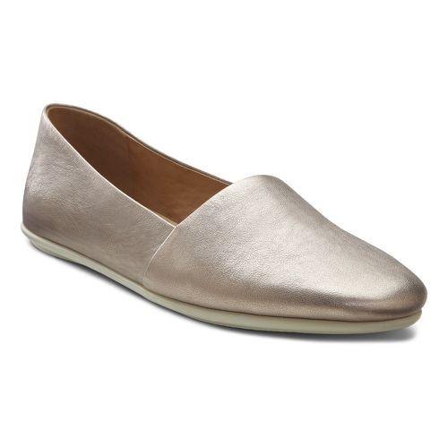 Womens Ecco USA Osan Loafer Casual Shoe - Moonrock 36