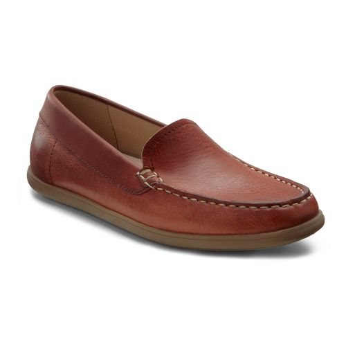 Womens Ecco USA Siena Moc Casual Shoe - Picante 38