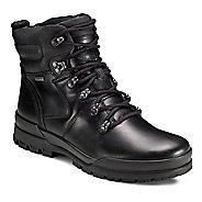 Mens Ecco Track 6 GTX Plain Toe Hi Casual Shoe