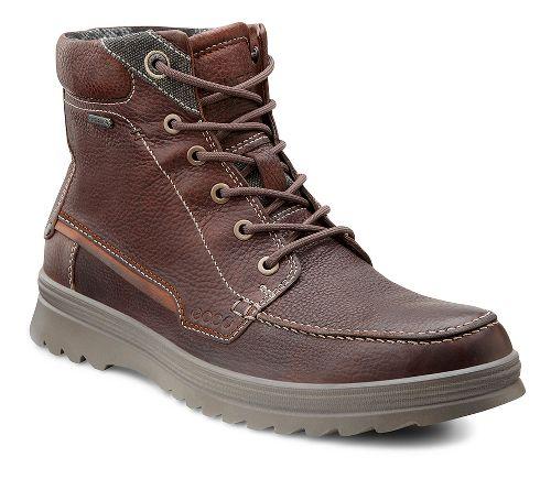 Mens Ecco USA Darren GTX Boot Casual Shoe - Rust 40