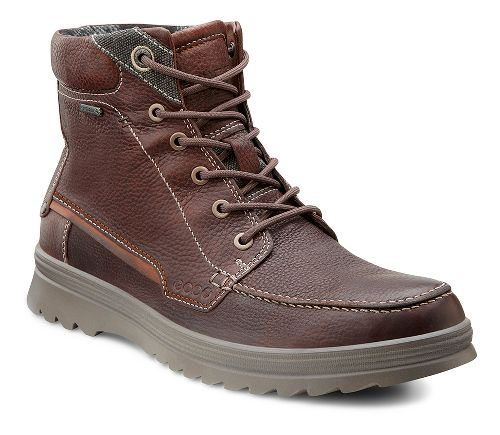 Mens Ecco USA Darren GTX Boot Casual Shoe - Rust 41