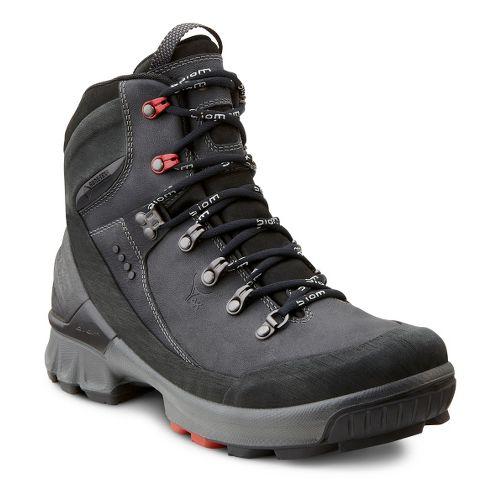 Mens Ecco USA Biom Hike GTX Hiking Shoe - Black/Black 42