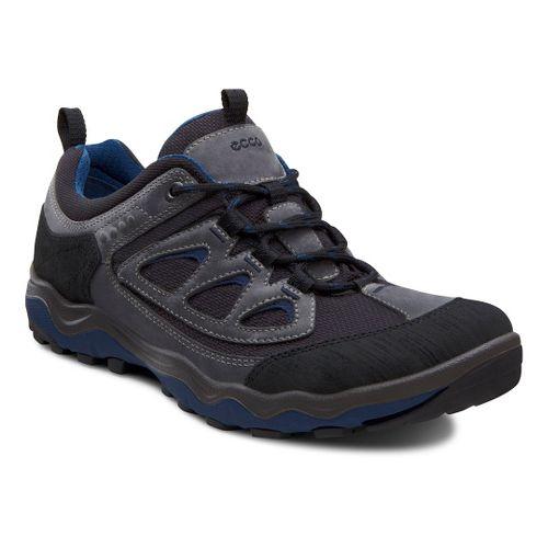 Mens Ecco USA Ulterra Lo Hiking Shoe - Black/Dark Shadow 46