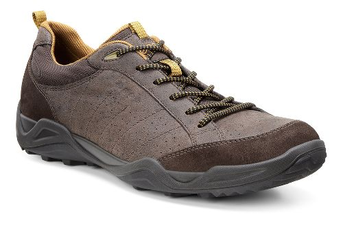Mens Ecco Sierra II Casual Shoe - Mocha/Dried Tobacco 42