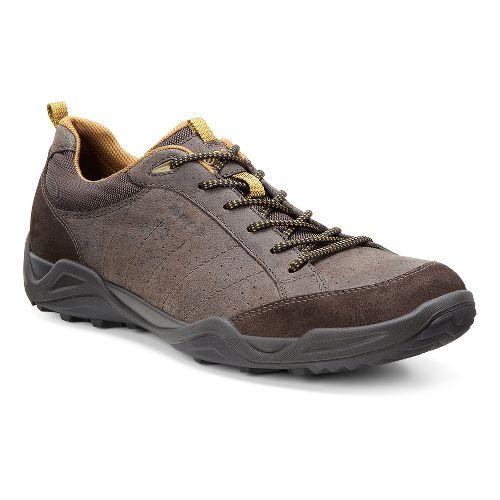 Mens Ecco Sierra II Casual Shoe - Mocha/Dried Tobacco 42