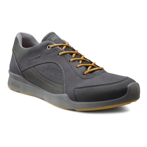 Mens Ecco USA Biom Hybrid Walk Walking Shoe - Black/Black 46