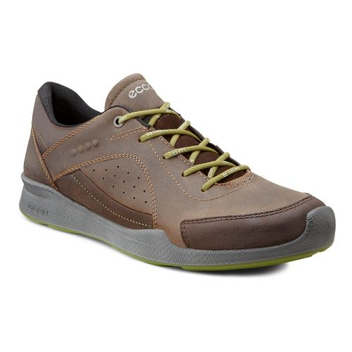 Mens Ecco USA Biom Hybrid Walk Walking Shoe - Mocha/Coffee 44