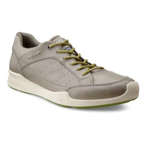 Mens Ecco USA Biom Hybrid Walk Low Walking Shoe - Warm Grey/Acorn 41