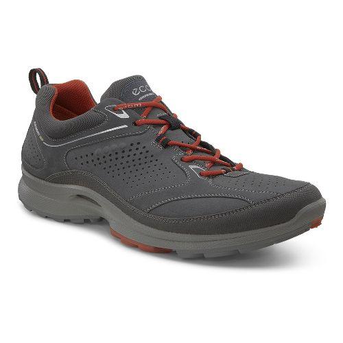 Mens Ecco USA Biom Ultra Plus Cross Training Shoe - Dark Shadow/Picante 40