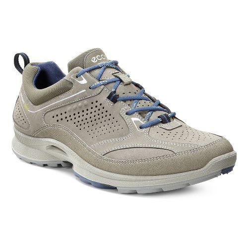 Mens Ecco USA Biom Ultra Plus Cross Training Shoe - Warm Grey/Blue 47
