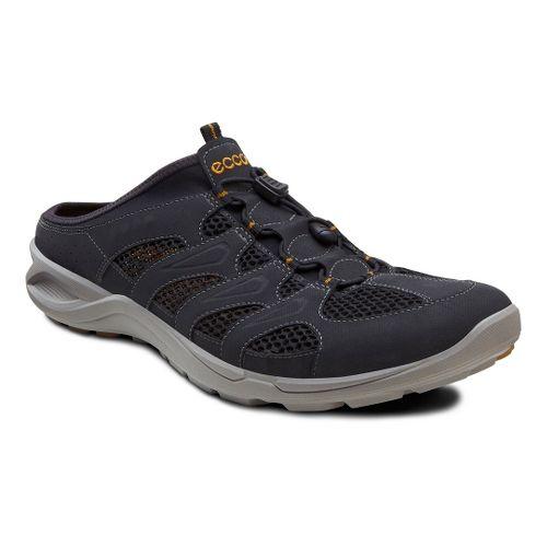 Mens Ecco USA Terracruise Slide Cross Training Shoe - Black/Black 44