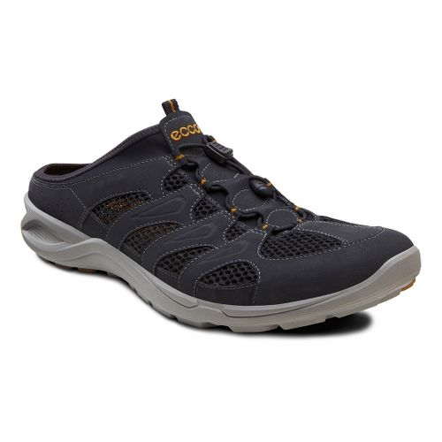 Mens Ecco USA Terracruise Slide Cross Training Shoe - Warm Grey/Dark Clay 41