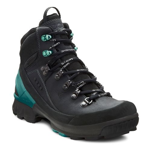 Womens Ecco USA Biom Hike GTX Hiking Shoe - Black/Black 37