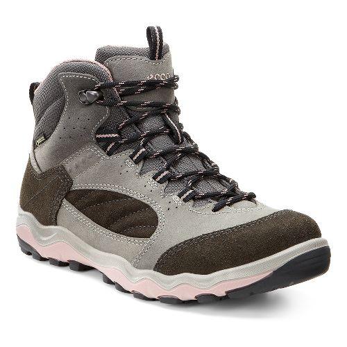 Womens Ecco USA Ulterra Mid GTX Hiking Shoe - Dark Shadow 42