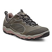 Womens Ecco Ulterra Lo GTX Hiking Shoe - Dark Shadow/Woodrose 36