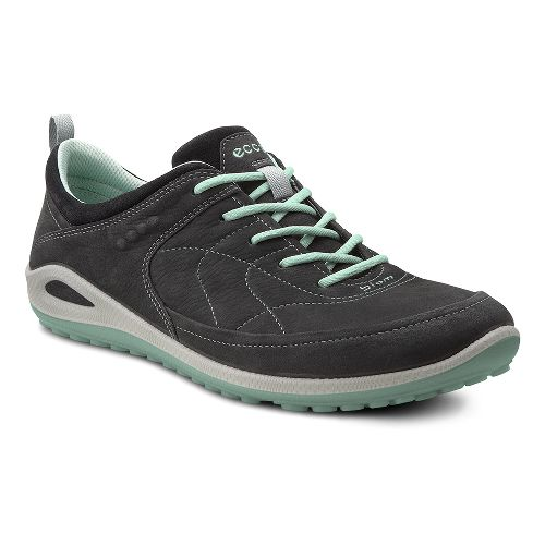 Womens Ecco USA Biom Grip Lite Casual Shoe - Black/Black 40