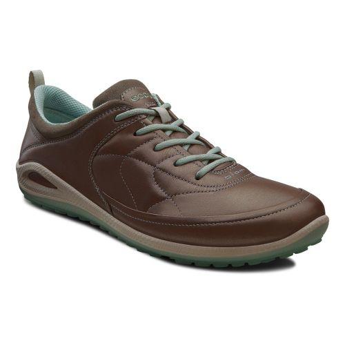 Womens Ecco USA Biom Grip Lite Plus Casual Shoe - Warm Grey/Warm Grey 42