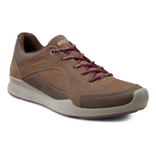 Womens Ecco USA Biom Hybrid Walk Walking Shoe - Coffee/Espresso 38