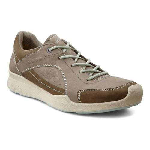 Womens Ecco USA Biom Hybrid Walk Walking Shoe - Tarmac/Warm Grey 38