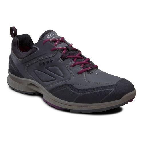 Womens Ecco USA Biom Ultra Plus GTX Cross Training Shoe - Black/Dark Shadow 42