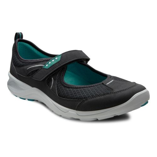 Womens Ecco USA Terracruise MJ Cross Training Shoe - Black/Black 35