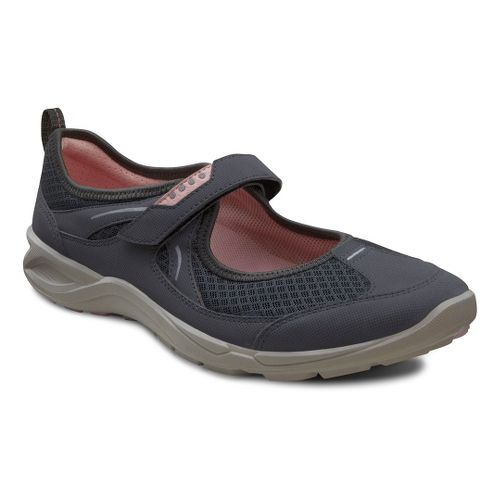 Womens Ecco USA Terracruise MJ Cross Training Shoe - Dark Shadow/Dark Shadow 35