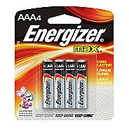 Energizer Max AAA  Batteries 4 pack Electronics