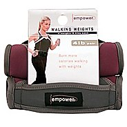 Empower Soft Walking Weights 4lb Pair Fitness Equipment