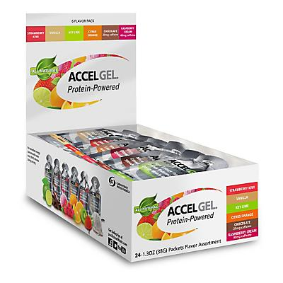 Pacific Health Labs All Natural Accel Gel 24 pack Nutrition