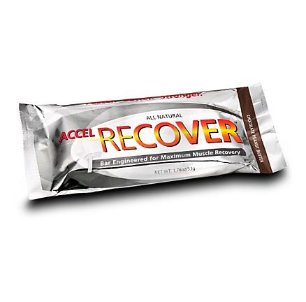 Pacific Health Labs Accel Recover Bar 12 pk Nutrition
