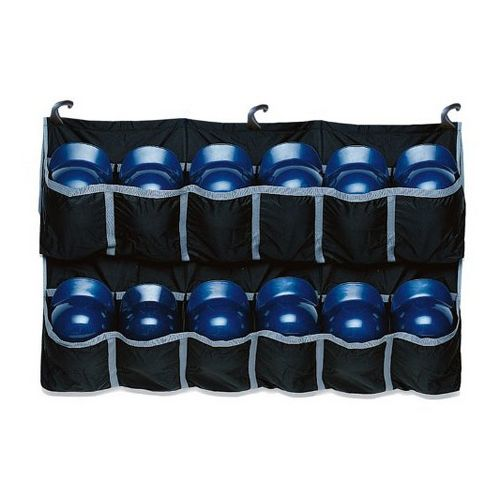 Easton Team Hanging Helmet Bags - Black